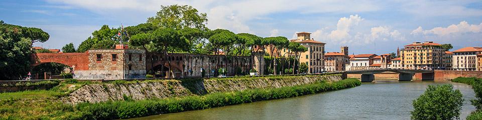 Pisa monumenti